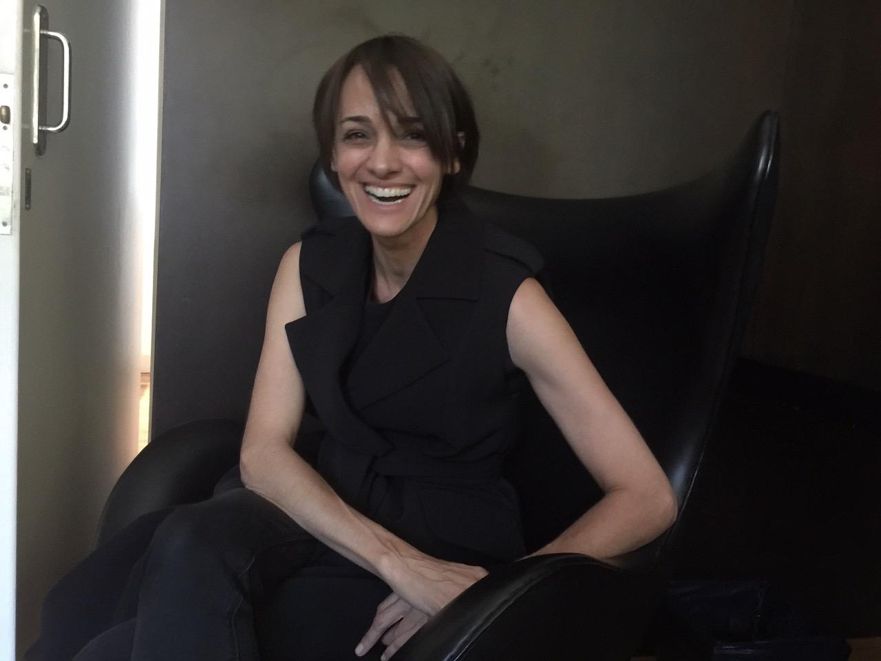 Eugenia Rebolini Fashion Stylist